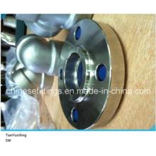 Uns N06625 Inconel ANSI B16.5 Socket Weld Flange