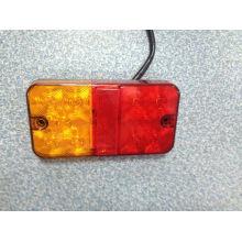 Remolque de LED y Lámpara trasera Combinación trasera de camión