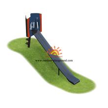 Kinderspielzeug Outdoor HPL Spielgeräte Rutsche