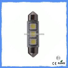 CE&ROHS 36mm 39mm car festoon lights led car bulb