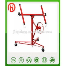 High quality plasterboard sheetrock panel lifter drywall panel lift hoist tool