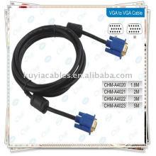 GOLD VGA15PIN SVGA cable for LCD MONITOR