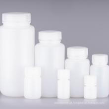 Frasco de reagente de vidro para boticário com boca larga de 8ml 15ml