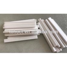 Factory Direct selling 99.8% Alumina Al2O3 zirconia Ceramic Solid pins Rods