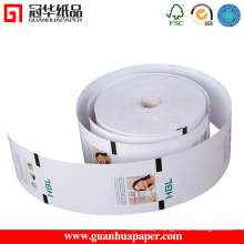 SGS Customized ATM Small Ticket Roll Paper