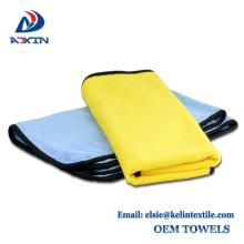Extra saugfähiges, schnell trocknendes Mikrofaser-Fleece-Handtuch für Autotücher