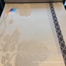 Tela de cortina de Jacquard opaco de poliéster de 280 cm de ancho