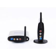 Distributeur sans fil sans fil 2.4GHz et amplificateur à distance IR