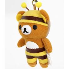 ICTI Audited Factory Juguetes de felpa de oso de abeja