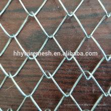 ISO-Qualitäts-PVC beschichtetes Kettenglied-Maschendraht