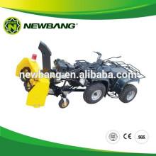 Máquina para lanzar nieve para uso en jardines para ATV