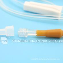 Mit PE-Verpackung Hochwertige Einweg-Steril-Infusionsset