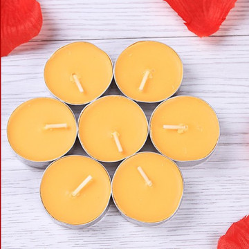 Wax parafinowy Biały Tealight Candle for Votive