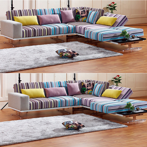 Chaise Sleeper Sectional Sofa