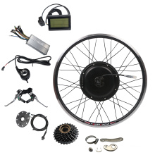 freeshipping to USA  48V 1200W electric bike conversion kit with LCD3 display