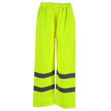 Men's waterproof work trousers reflective safety trousers