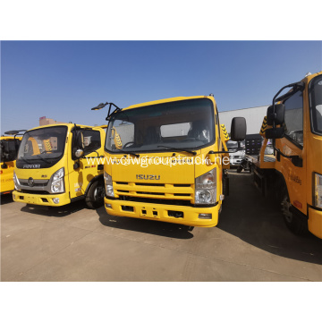 Isuzu tow wrecker truck for hot sale