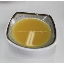 Frozen ginger Juice Tea Yellow Color