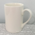 Super White Porcelain Mug- 14CD24366