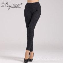 En gros 2017 Nouveau Oem Fitness Haute Qualité Femmes Cachemire Laine Pantalon Trouse à vendre