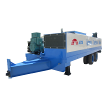 SABM-1000-630 hydraulic no beam steel sheet shed/shack roof cold roll making machine arch roof forming machine