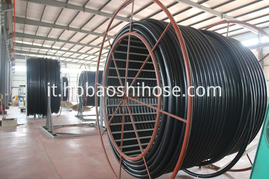 Alcohol Composite Transmission Pipe