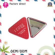 Free Sample 10years Handowrk Factory Tin Button Badge Safety Pin