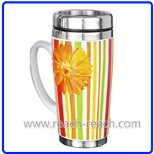 Keramik Kaffeetasse, Travel Mug (R-3025)