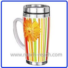 Ceramic Coffee Mug, Travel Mug (R-3025)