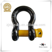 screw pin bow shackle
