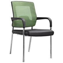 Cadeira de visitante moderna sem mobília (HF-M38D)