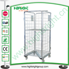 Worehouse Roll Container avec roulettes