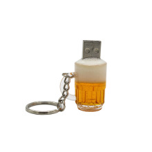 Special Beer Mug Model Usb Flash Drive