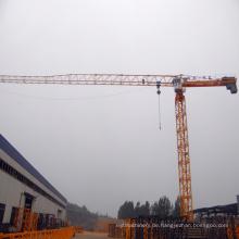 8t Turmdrehkran mit 55m Boom zum Verkauf