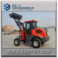 1.2 Ton Mini Wheel Loader with CE