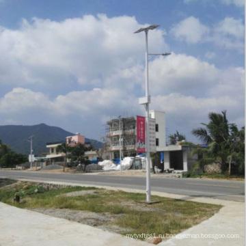Цена по прейскуранту завода 8м 60W вело Солнечный уличный свет