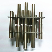 Grate Magnet and Magnetic Bar with Stainless Steel