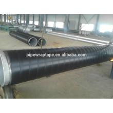 Fita de tubo de proteção externa de HDPE