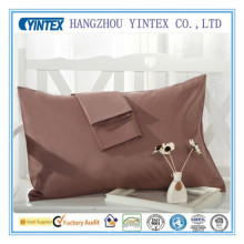 China Supplier Wholesale Custom Hotel Cotton Pillow Case for Hotel Pillow Shams