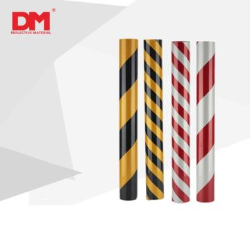 Commercial Grade Stripe Warning Reflective Tape