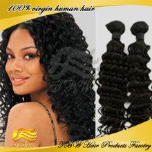 Vente chaude Top Qualité Thaïlande cheveux 30 pouces extensions de cheveux