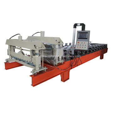 Poland style glazed tile roll forming machine
