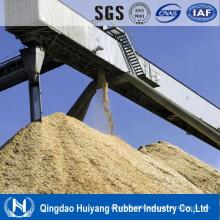 Convey Grain Rubber Conveyor Belt