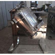 2017 SYH series multi-direction motion mixer, SS formula mixing machine, horizontal split area blender
