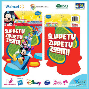 Mickey Mouse 5-page Sticker Book