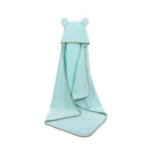 Soft Pajama for Kids Sleep Robe Bathrobe for Boys Girls Bath Towel Cape Cloak with Hooded