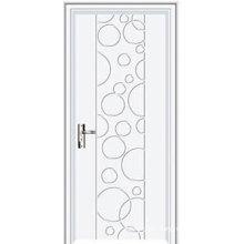 Interior plastic door interior white plastic waterproof doors