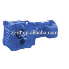 DOFINE K series shaft-mounted helical 90 degree gear drive