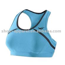 2013-2014 de moda sujetador deportivo barato, sujetador de yoga, sujetador corriente