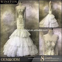 2015 самые популярные пера павлина свадебные платья